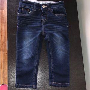Dark Blue Jeans